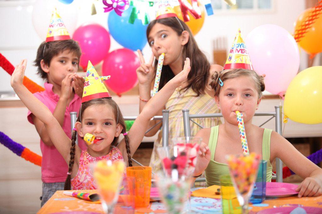 Вечеринка у детей