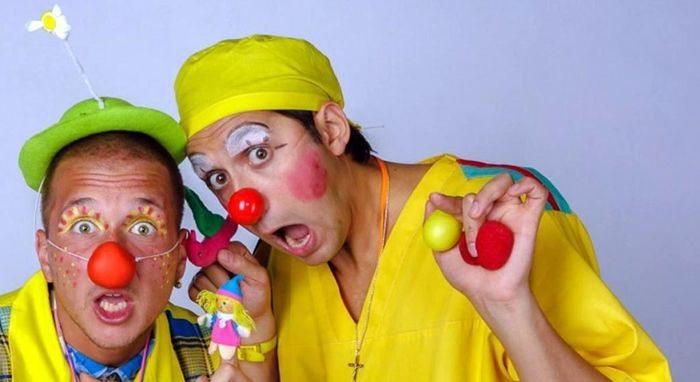 Детские клоуны