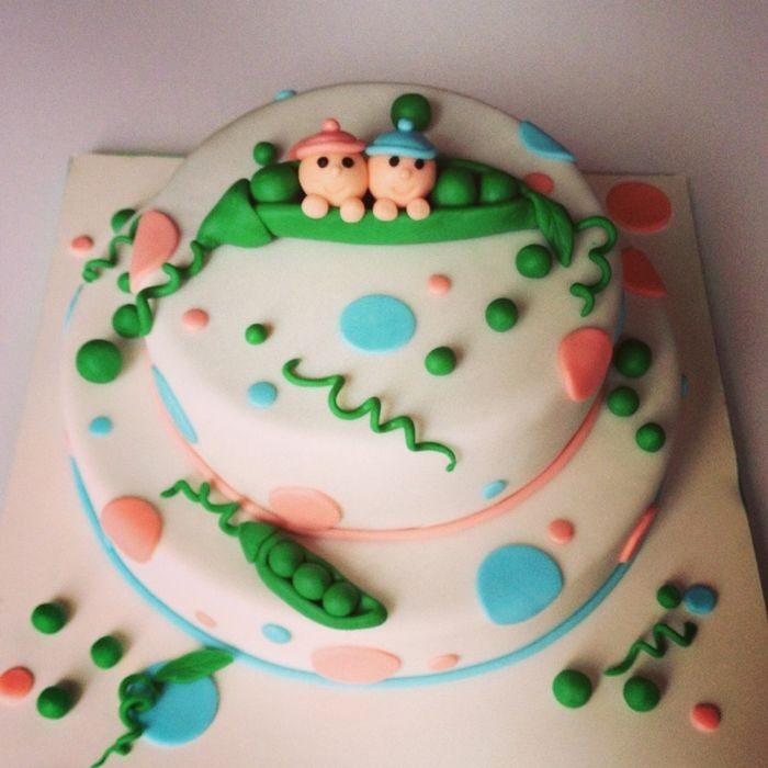Торт Весёлые горошины
