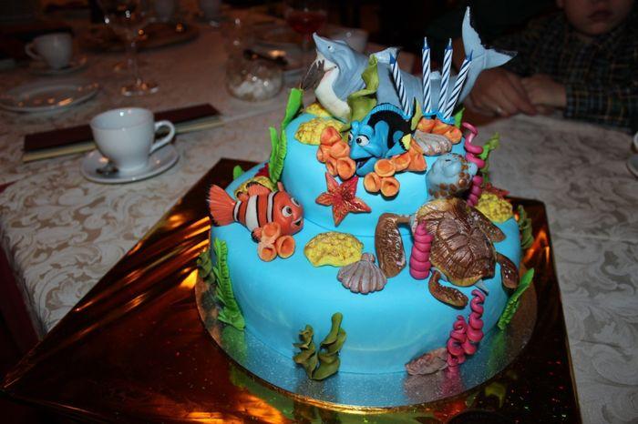 Торт-Немо