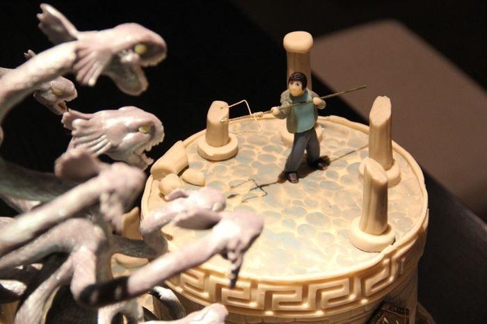 Торт-мистическая сказка