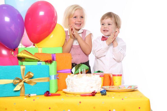 Дети и подарки