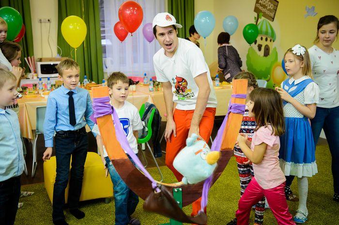 Конкурсы для детей 5 человек