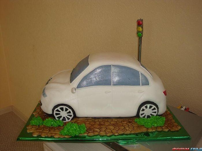 Торт-машина