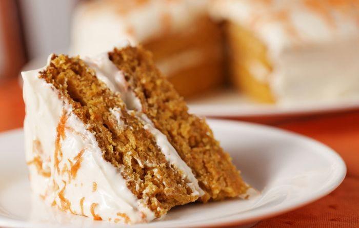 Пирожные Сливочные небеса