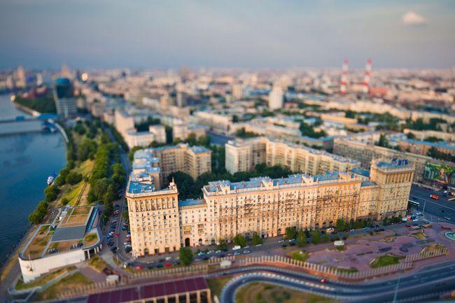 Москва, ВАО