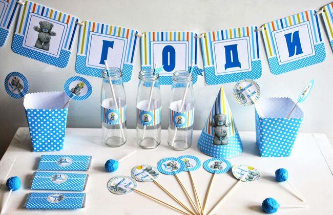 Декор детского дня рождения
