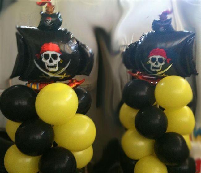 Пиратские шарики