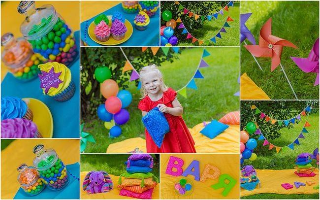 Декор для детского праздника