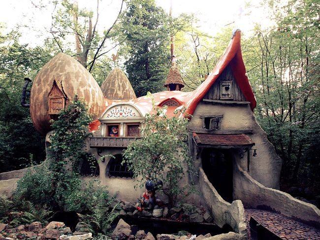 Домик лесного гнома