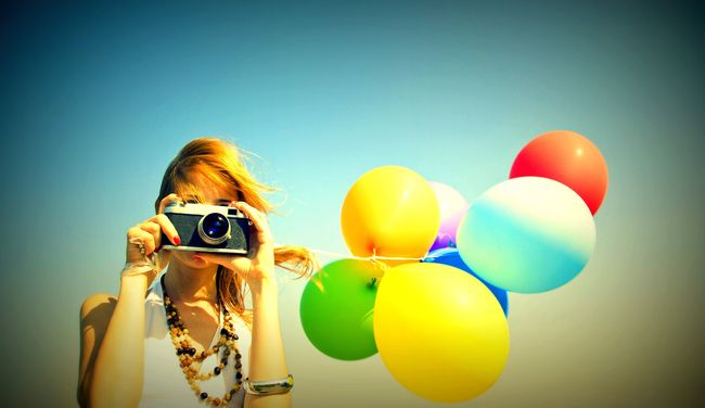 Фотограф на детский день рождения