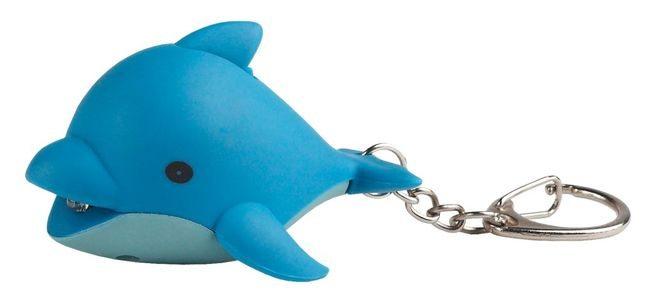 Брелок дельфин