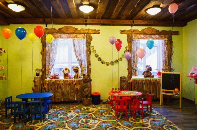 Ресторан для детей