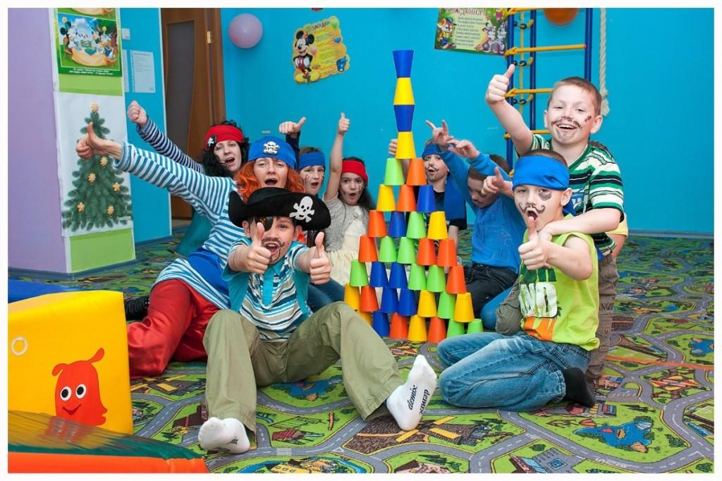 День рождения для детей на природе 143
