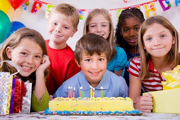Десятый день рождения