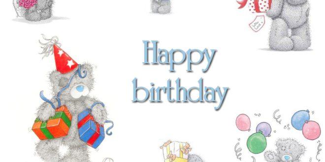 Сценарий на день рождения В гостях у медвежонка
