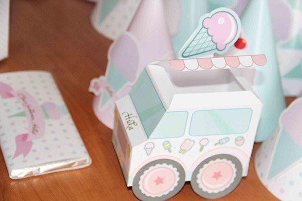Элемент набора Набор Мороженое 3