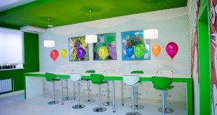 Детские дни рождения и не только в кафе Новосибирска