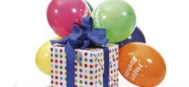 Третий день рождения у ребенка - задумываемся о подарке