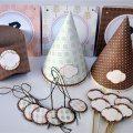 Оформляем день рождения ребенка стильно - готовые наборы для праздника