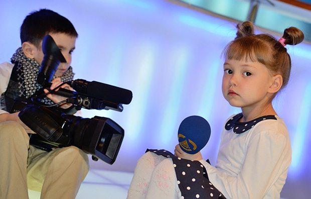 Дети журналисты