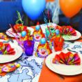 Чем угостить детишек на дне рождения четырехлетнего именинника?