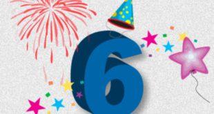 Шесть лет в обед - где праздновать?