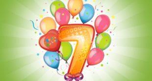 Сценарий для седьмого дня рождения ребенка