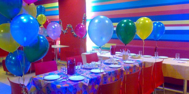 Выбираем кафе для дня рождения в Екатеринбурге