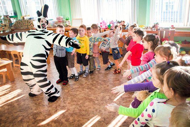 Танцы с зеброй