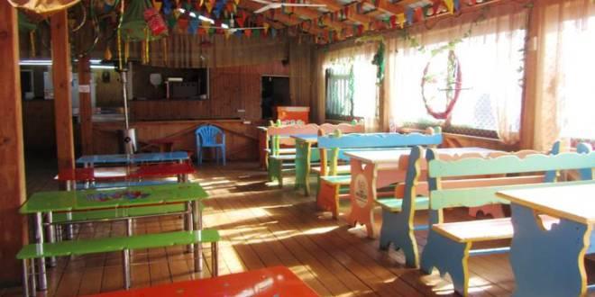 Детские кафе и рестораны города Краснодар