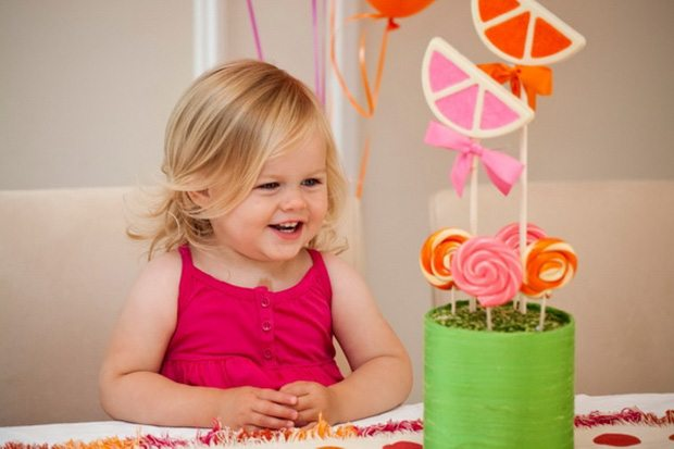 Что подарить на третий день рождения