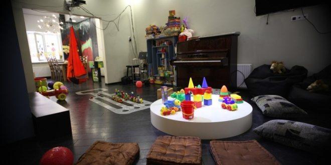 Антикафе в Москве для детского дня рождения