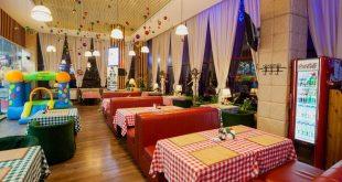 Кафе города Тюмень для детских праздников