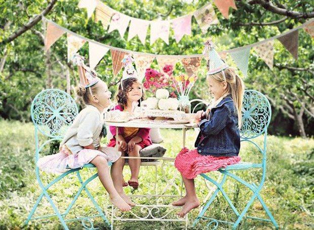 Картинки с природой для детей днем рождения
