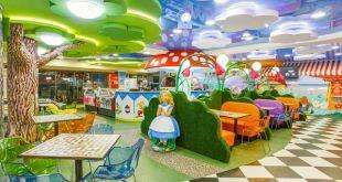 Кафе для детского дня рождения в Омске