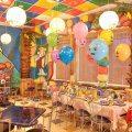 Детские кафе Волгограда для празднования дня рождения