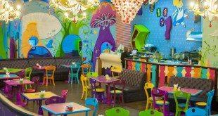 Детские кафе города Барнаула