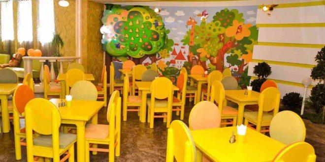 Детские кафе города Прокопьевска