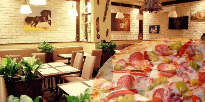Пиццерии города Махачкала
