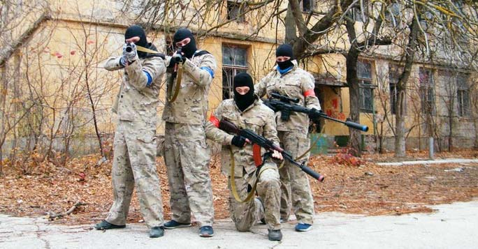 Военно-тактический клуб Бекас