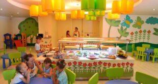 Кафе Владимира для празднования детского дня рождения