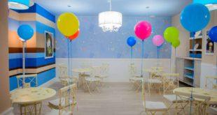 Кафе Смоленска отмечаем детское день рождения
