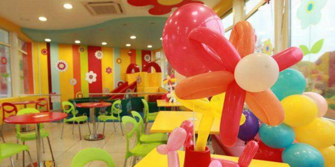 Кафе в Сургуте для празднования дня рождения
