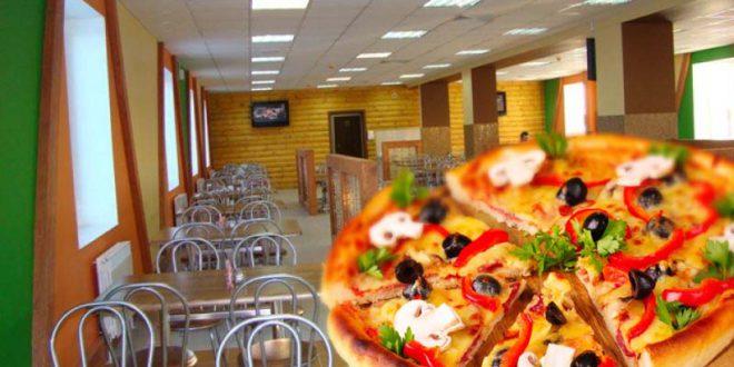 Пиццерии города Сыктывкар