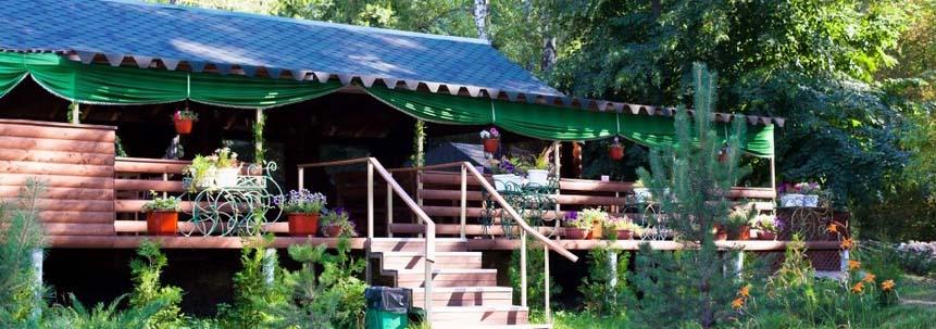 Ресторанный комплекс Русский лес