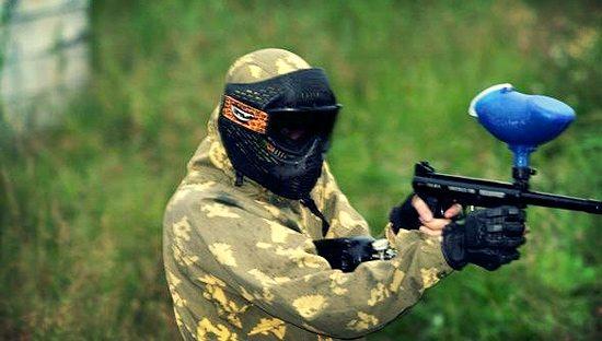 Пейнтбольные клубы города Архангельск