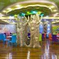 Кафе Кургана для празднования детского дня рождения