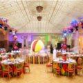 Кафе города Дзержинск отмечаем детский день рождение