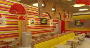 Кафе города Комсомольск-на-Амуре для детских развлечений